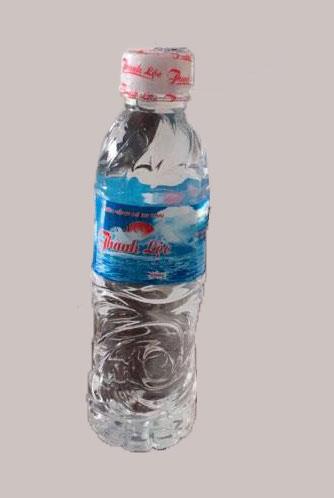 Nước tinh khiết chai 250ml